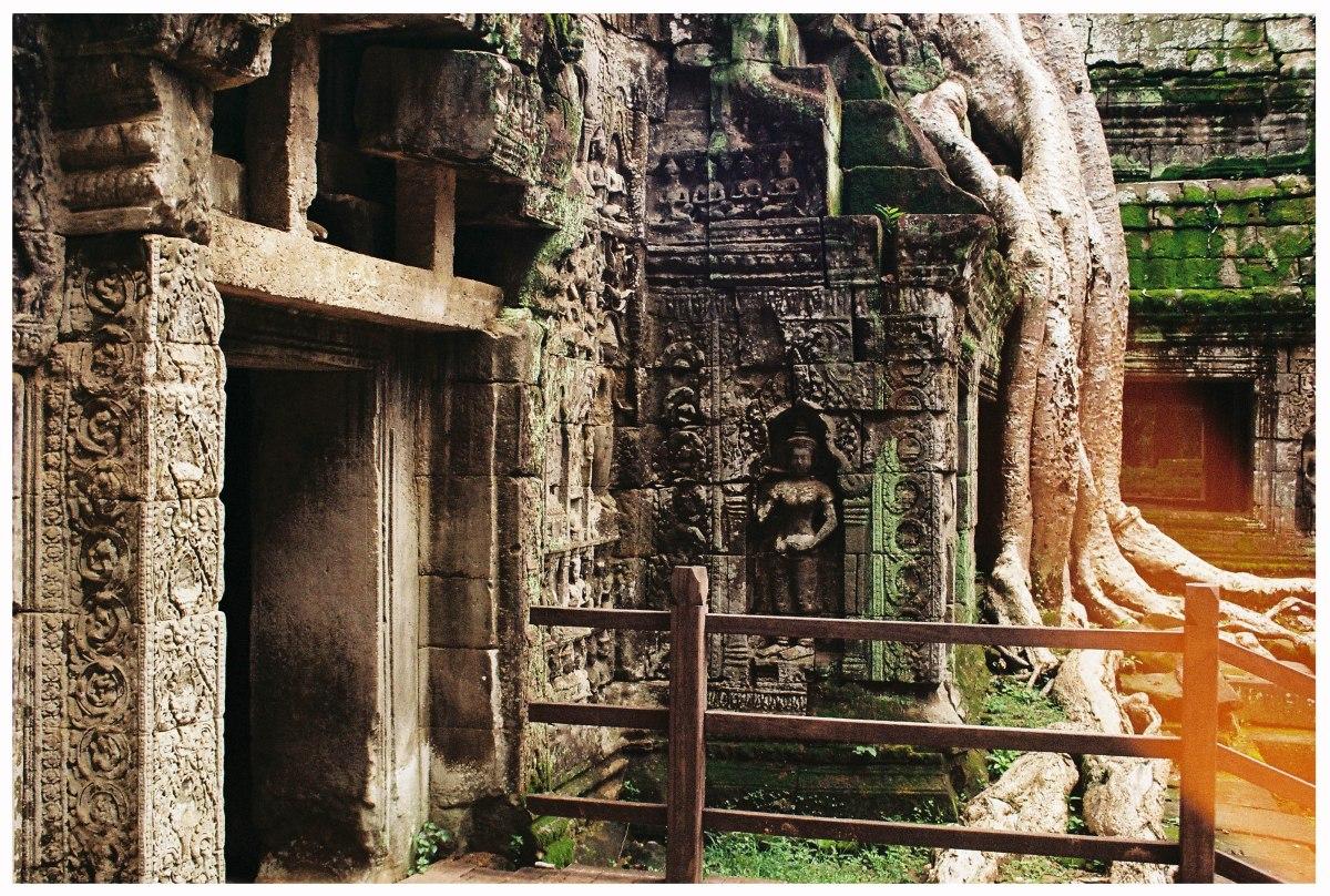 Preah Khan Temple 1border