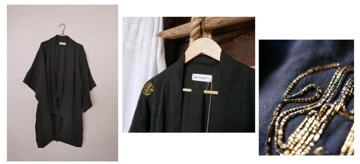 RB Charcoal Kimono web